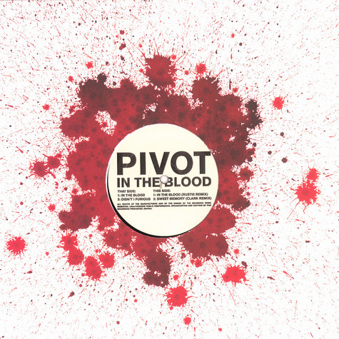 Pivot - In the blood