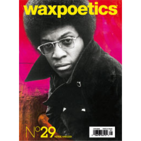 Waxpoetics - Issue 29