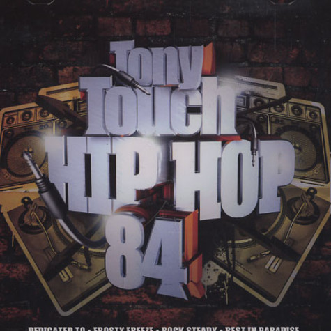 Tony Touch - Hip hop #84