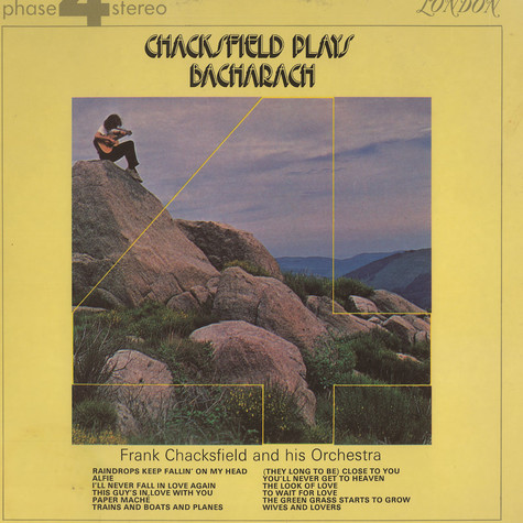 Frank Chacksfield - Chacksfield plays Bacharach