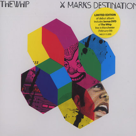 Whip, The - X marks destination