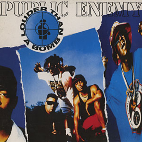 Public Enemy - Louder than a bomb