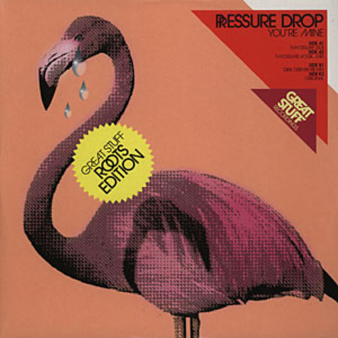 Pressure Drop - You're mine remixes