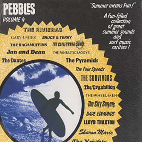 Pebbles - Volume 4