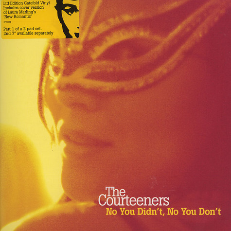 Courteeners, The - No you didn't, no you don't - part 1 of 2