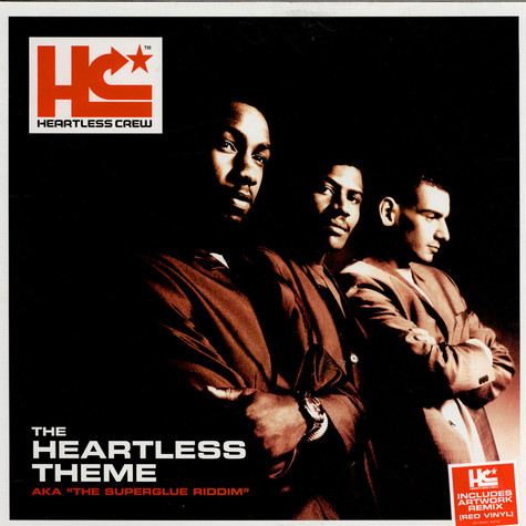 "Heartless Crew - The Heartless Theme AKA ""The Superglue Riddim"""