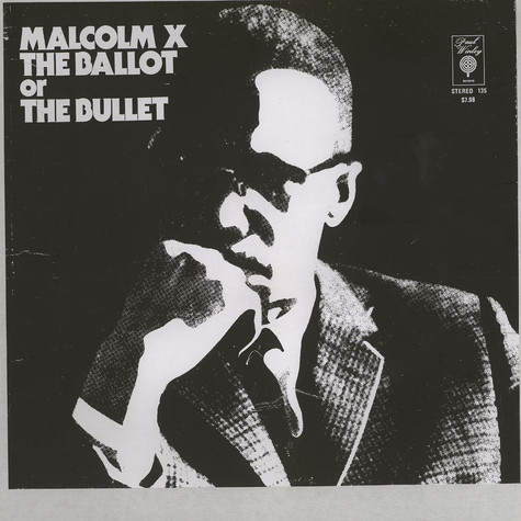 Malcolm X - The ballot or the bullet