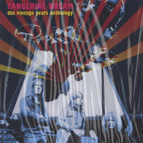 Tangerine Dream - The vintage years anthology