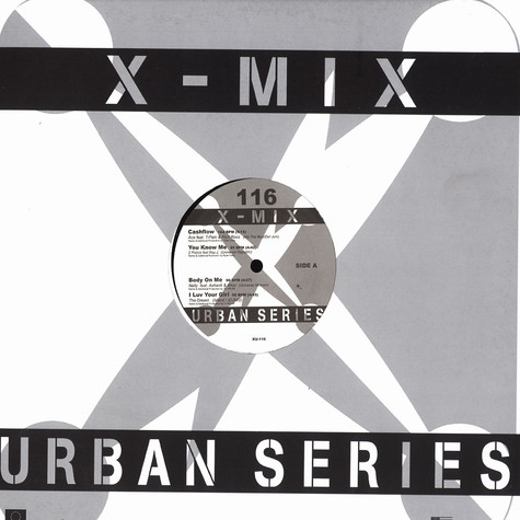 X-Mix - Urban series 116