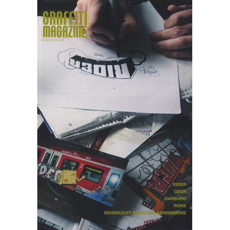 Graffiti Magazine - Issue 8