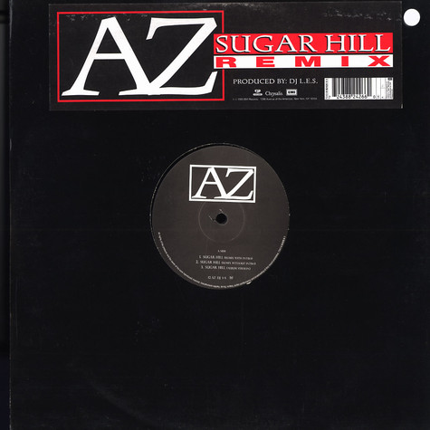 AZ - Sugar hill remix