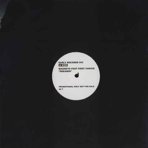 Magneto / Raoul Midan - Dreamin feat. First Choice / gonna be rich