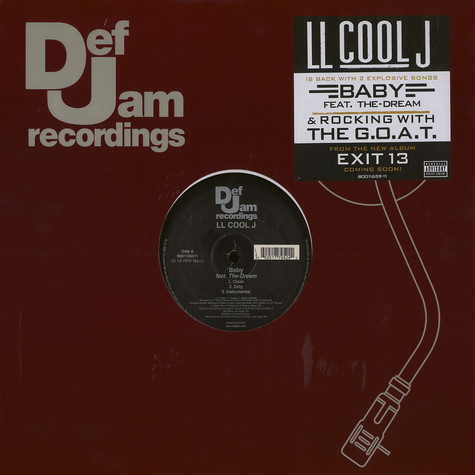 LL Cool J - Baby feat. The Dream