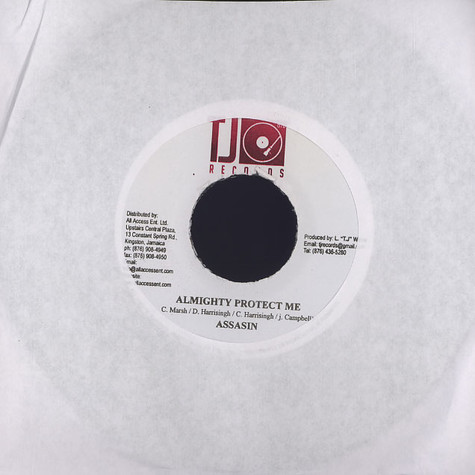 Assassin / New Kids - Almighty protect me / bubble bubble