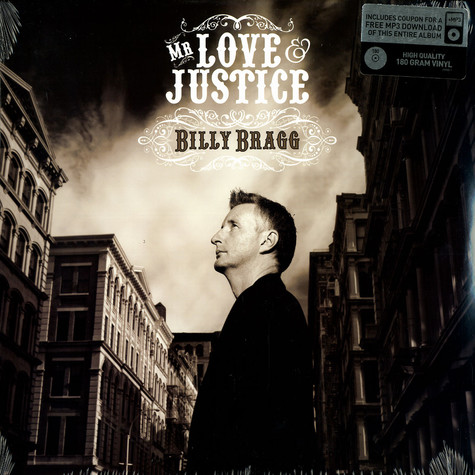 Billy Bragg - Mr love justice