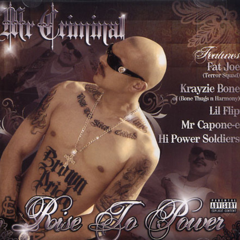 Mr.Criminal - Rise to power