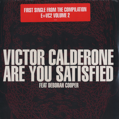 Victor Calderone - Are You Satisfied Feat. Deborah Cooper