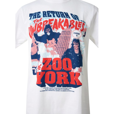Zoo York - The unbreakables T-Shirt