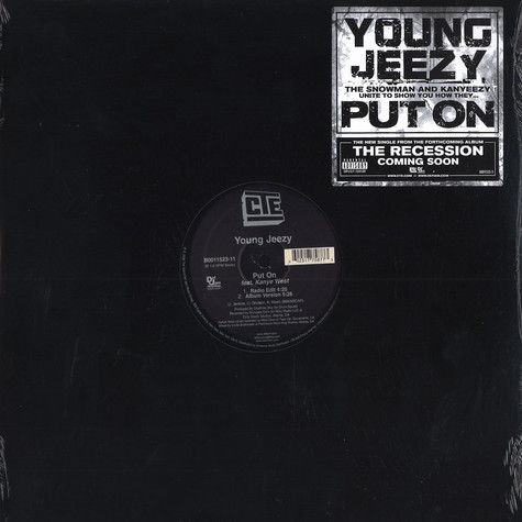 Young Jeezy - Put on feat. Kanye West
