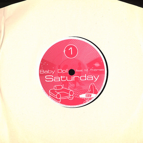 Baby Doll - Saturday feat. M. Thomas