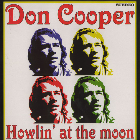 Don Cooper - Howlin' at the moon