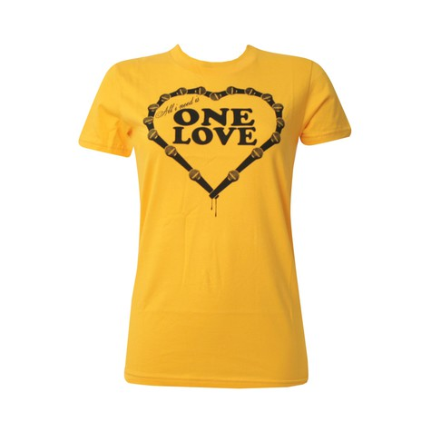Acrylick - One love Women T-Shirt