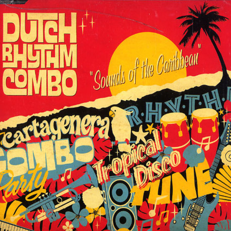 Dutch Rhythm Combo - Sounds of the Carribean