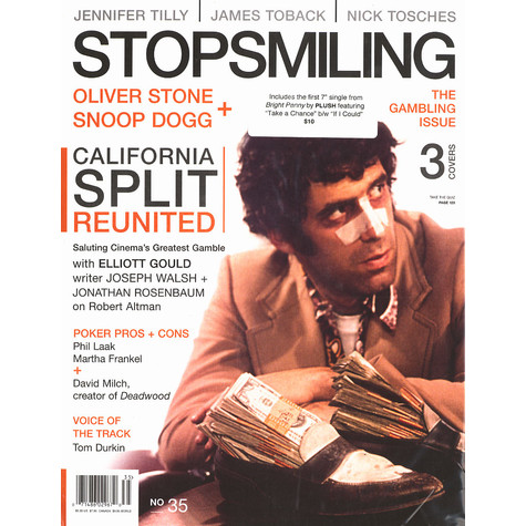 Stop Smiling Magazine - 2008 - Issue 35: the gambling issue