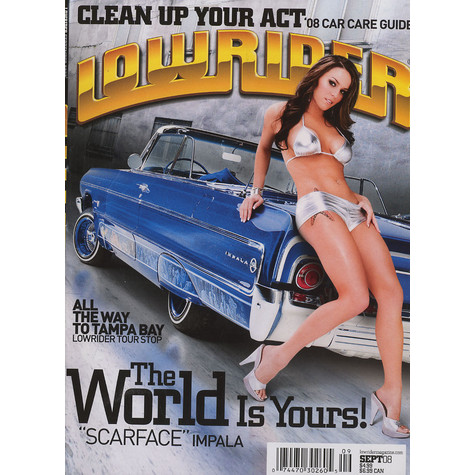 Lowrider Magazine - 2008 - 09 - September