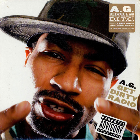 AG of DITC - Get Dirty Radio