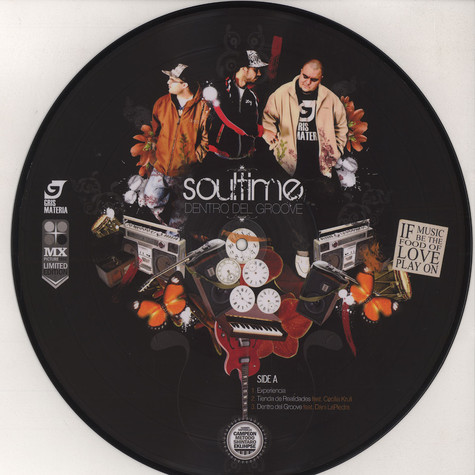 Soultime - Dentro del groove