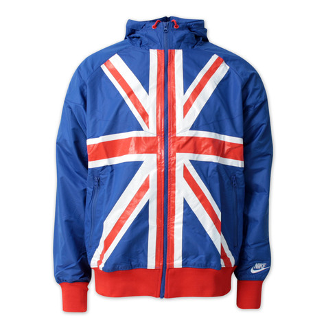 Nike - Great Britain split windrunner