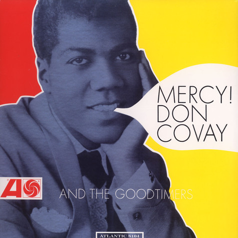 Don Covay & The Goodtimes - Mercy!