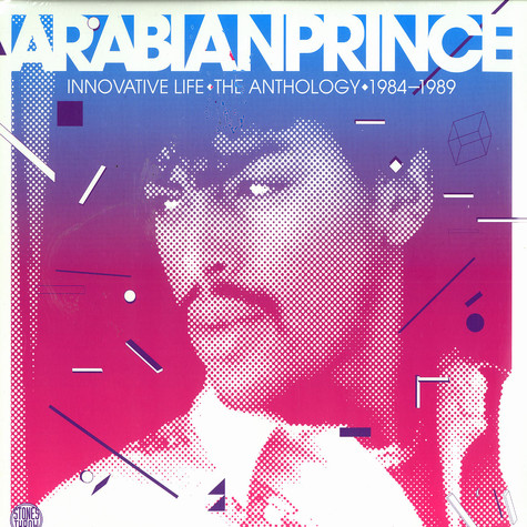 Arabian Prince - Innovative Life: The Anthology, 1984-1989