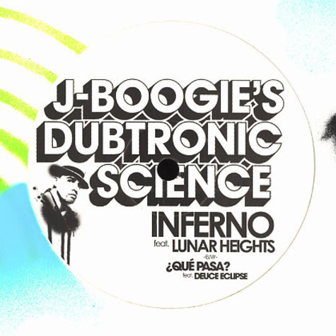 J.Boogie's Dubtronic Science - Inferno feat. Lunar Heights