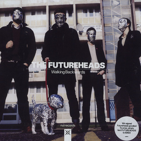 Futureheads, The - Walking backwards