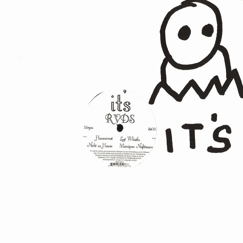 RVDS - Lost whistle EP