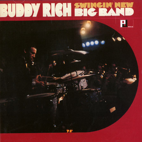 Buddy Rich - Swingin new big band
