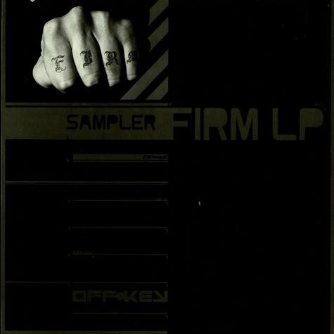 Propaganda / Lethal - Firm LP sampler