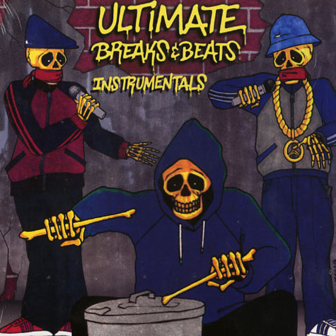 Ultimate Breaks & Beats - Instrumentals