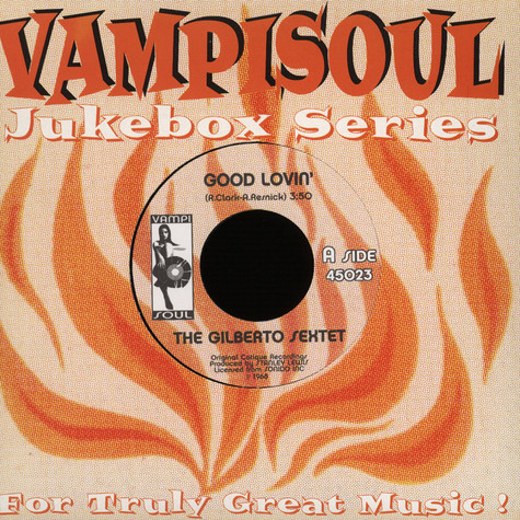 Gilberto Sextet, The - Good lovin'