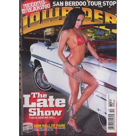 Lowrider Magazine - 2008 - 10 - October