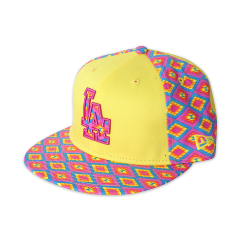 New Era - Los Angeles Dodgers navajo city cap