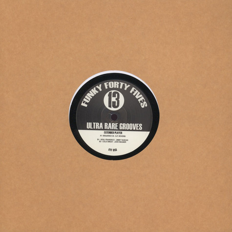 Funky Forty Fives - Ultra Rare Grooves Volume 13