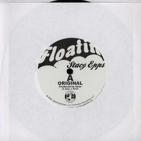 Stacy Epps of Sol Uprising - Floatin