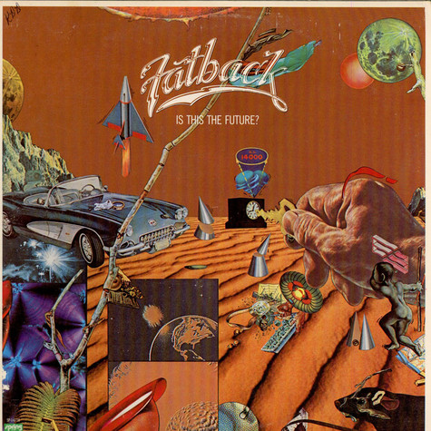 Fatback Band - Is This The Future?