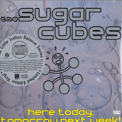 Sugarcubes, The - Here today, tomorrow next week