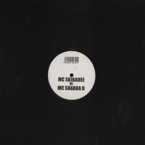 MC Skibadee vs MC Shabba D - Jungle story