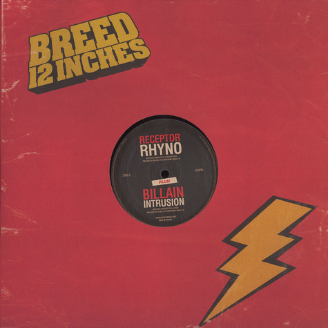 Receptor / Billain - Rhyno / intrusion