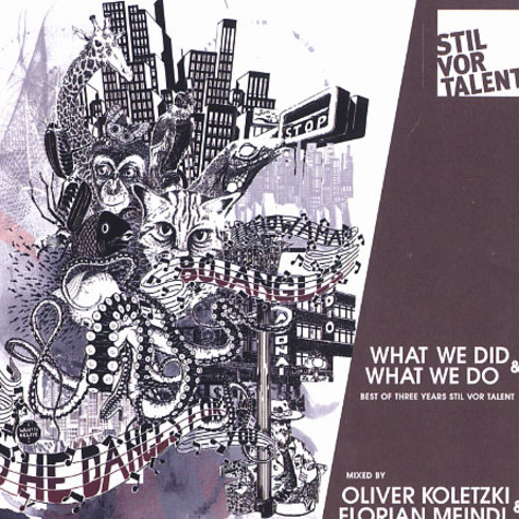 Oliver Koletzki & Florian Meindl - What we did & what we do